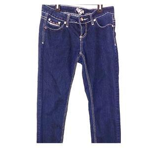 SOUND GIRL woman's Unique jeans,